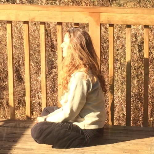 Effortless Meditation Outdoors